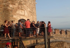 151 Tourists