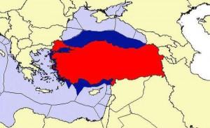Σχήμα 3. Αποκλειστικές Οικονομικές Ζώνες στην Ανατολική Μεσόγειο (Ελληνική Άποψη).
